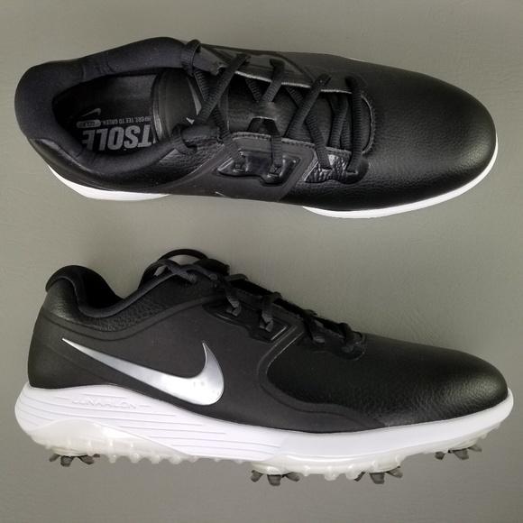 33527dc126 Nike Shoes   Vapor Pro Mens Soft Spike Golf 11 Black   Poshmark